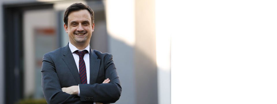 Franck Maurin - new managing director of TOTAL Energie Gas GmbH